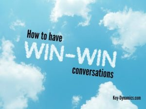 How to turn a confrontation into a win-win conversation