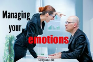 Managing negative emotions improves health, career