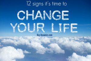 change life signs