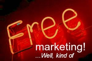 free marketing business