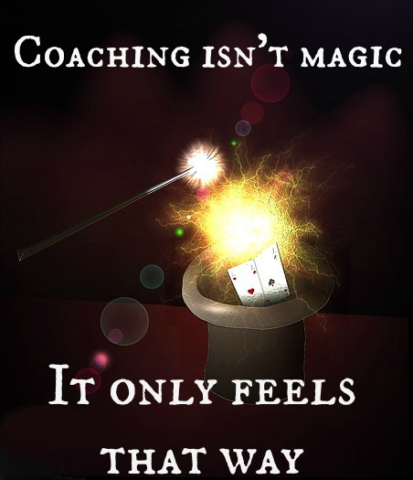 Coaching Feels Like Magic