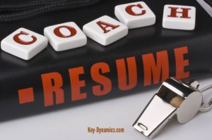 The key element your resumé is probably missing