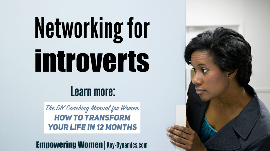 networking women introverts coaching key dynamics